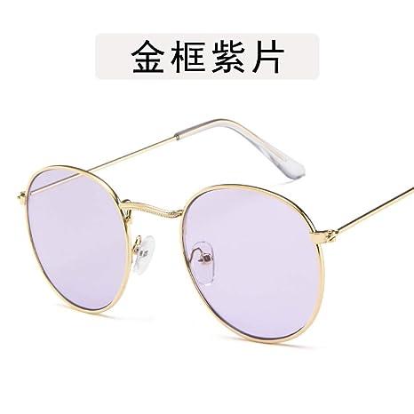Yangjing-hl Gafas para niños y niños Gafas de Sol de Montura ...