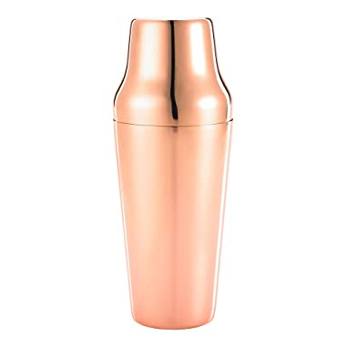 Barfly M37085CP Cocktail Shaker Set, 24oz (700 ml), Copper