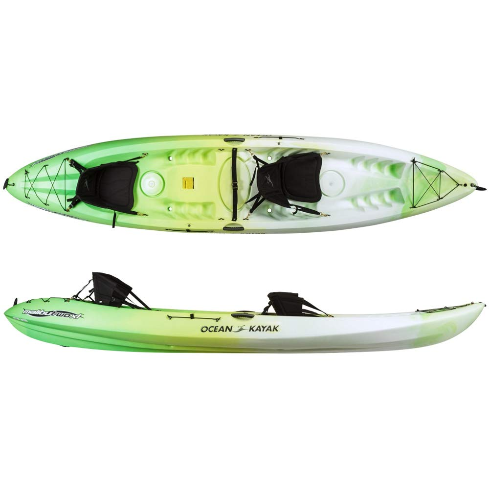 Ocean Kayak Malibu Two XL Tandem Kayak (Envy, 13 Feet 4 Inches) by Ocean Kayak