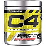 Cellucor ID Series C4 Pre Workout Original Cherry Limeade Dietary Supplement 60 Servings