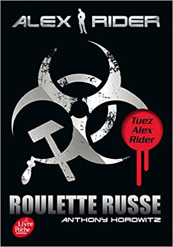 Alex Rider 10 Roulette Russe 9782012032019 Amazon Com Books