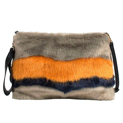Parfois - Tasche Sauvage - Damen Grau
