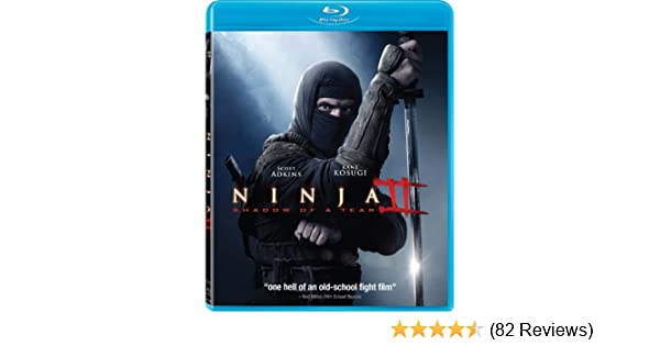Amazon.com: Ninja II [Blu-ray]: Scott Adkins, Tim Man, Kane ...
