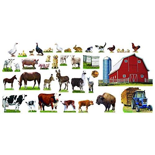 TREND ENTERPRISES INC. ANIMALS ON THE FARM BB SET (Set of - Set Farm Bb