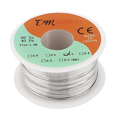 0.5mm 60/40 Tin lead Rosin Core Solder Wire Reel - 7