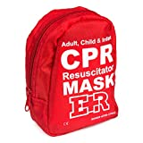 Ever Ready First Aid Adult and Infant CPR Mask