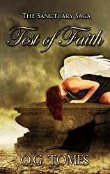 The Test of Faith (The Sanctuary Saga Book 2)
