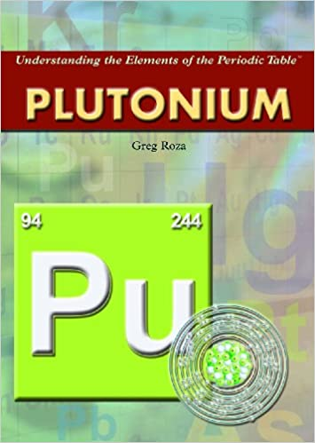 Plutonium Understanding The Elements Of The Periodic Table Greg
