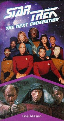 Star Trek - The Next Generation, Episode 83: Final Mission [VHS]