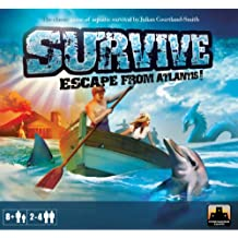 Survive: Escape From Atlantis! by Stronghold Games