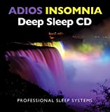 ADIOS INSOMNIA! - Really works - AMAZING DEEP SLEEP CD - Great Sleep FAST