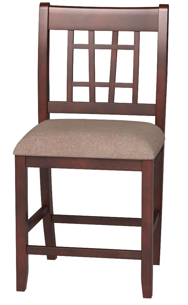 Crown Mark 2185 Empire Counter Height Chair