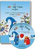 ABC der Tiere 1 - CD-ROM, Homeversion, Einzellizenz. Neubearbeitung: Lesen- und Schreibenlernen mit Sil und Ben, Version 2.1, passend zur Silbenfibel® (ISBN 978-3-619-14509-6) und Silbenfibel® Kompakt (ISBN 978-3-619-14503-4)