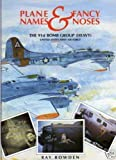 Plane Names and Fancy Noses, Bowden, 1898575002