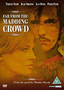 Far from the Madding Crowd [Region 2]