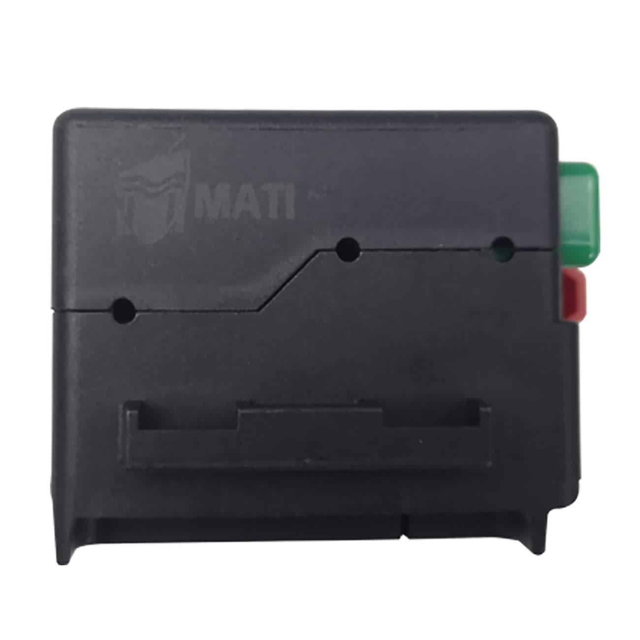 Mati Left Start Engine Run/Off Headlight HI LO Off Handlebar Switch for Polaris Predator 500 Outlaw 450 Outlaw 500 Outlaw 525 4011442 4011387 4010594