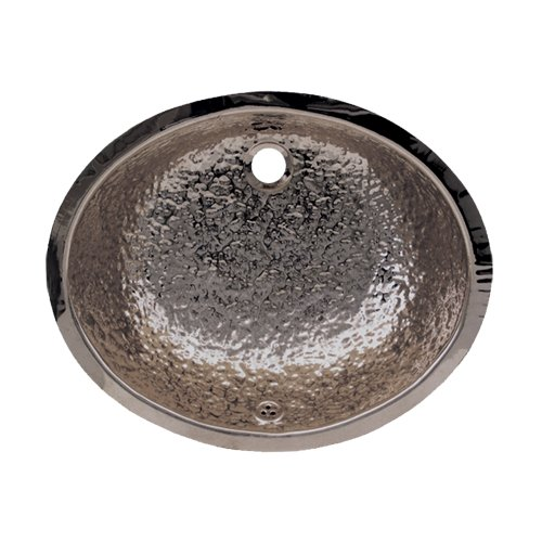 Oval Bar Sink - 9
