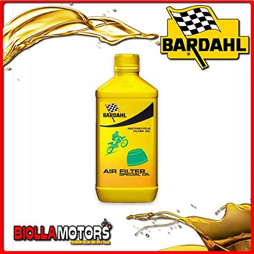701039 BARDAHL AIR FILTER SPECIAL OIL PER SPUGNE FILTRO 1LT