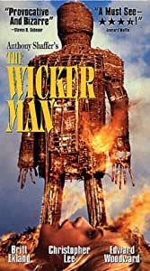 Wicker Man [VHS]
