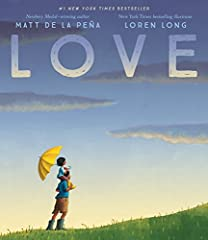 """""""Love can be found in many areas of our life--in music, in nature, in the people around us. This beautiful picture book, created by an award-winning author/illustrator duo, celebrates the many ways love buoys us throughout our lives. A comfor..."""