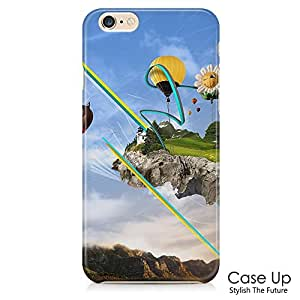 "Creative Design Series I Snap On Hard Phone Skin Case Cover for iPhone 6 Plus (5.5"") - I6+ART1353"