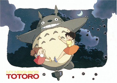 Studio Ghibli Totoro 108 Pieces Jigsaw Puzzle Finished Size (Studio Ghibli Cosplay Costumes)
