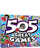505 Great Games (Jewel Case) - PC