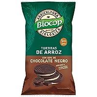 Biocop Tortitas Arroz Choco Negro Biocop 100 G