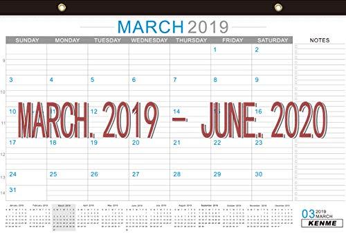 Desk Calendar 2019, 17