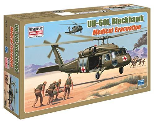 Minicraft Mcr11644 - 1:48 - Uh-60L Blackhawk Medical Evacuation