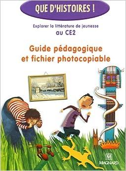 CE2 Guide pedagogique et fichier photocopiable