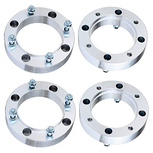 - ECCPP Replacement for 1.5 inch Wheel Spacers 4X1564 Lugs 4X 38mm 4x156mm fits for 1996-2012 Polaris Sportsman 500 with 3/8