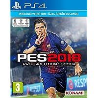 Konami Pes 2018 Premium Edition [Playstation 4]