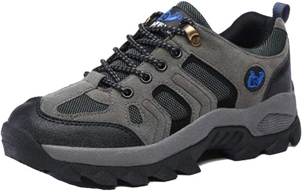 Unisex Waterproof Calzado De Senderismo Zapatillas Impermeable para Mujer Enviar Calcetines: Amazon.es: Zapatos y complementos