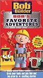 Bob the Builder - Bobs Favorite Adventures [VHS]