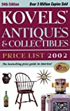 Kovels' Antiques and Collectibles Price List 2002, Ralph M. Kovel and Terry H. Kovel, 0609808419