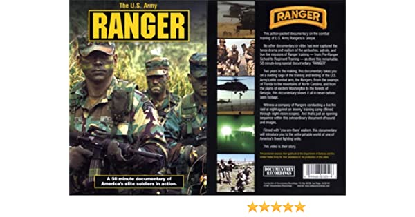 4c9a084608ee57 Amazon.com: US Army Rangers Documentary DVD: Movies & TV
