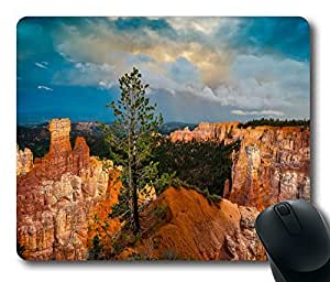 Mouse Pad Bryce Canyon Desktop Laptop Mousepads Comfortable Office Mouse Pad Mat Cute Gaming Mouse Pad