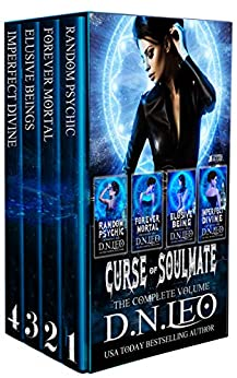 Curse of Soulmate: The Complete Volume (Ciaran and Madeline Series Book 1) by [Leo, D.N.]