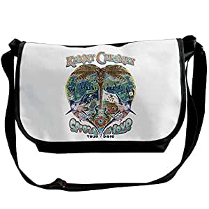 F1&Cany Kenny Chesney Handbag Cross Body Bag Messenger Sling Bag Shoulder Bags