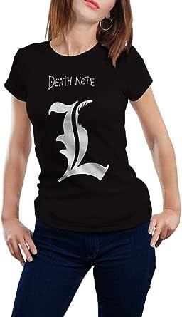 T-shirt Death Note design - Women