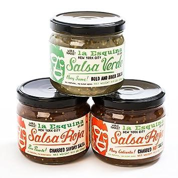 La Esquina Salsa - Salsa Roja Hot (11.5 ounce)