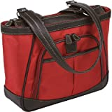 "Clark & Mayfield Sellwood iPad / Netbook Tote 9-11"" (Red)"