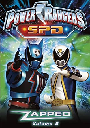 Amazon.com: Power Rangers SPD - Zapped: Vol. 5: Matt Austin, Josephine Davison, Barnie Duncan, Kelson Henderson, Olivia James-Baird, Michelle Langstone, ...