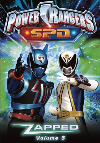Power Rangers SPD - Zapped: Vol. - Videos Power Spd Ranger