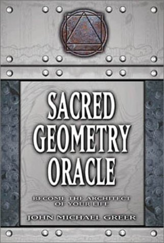 Sacred Geometry Oracle (Sacred Geometry Cards For The Visionary Path)