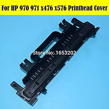 1 PC 970 971 Cabezal de impresión de la cubierta del cabezal de impresión para HP Officejet Pro X451 x451dw x476dw x476 x576dw x551dw Plotter Impresora: Amazon.es: Electrónica
