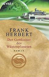 Der Gottkaiser des Wüstenplaneten: Roman (Der Wüstenplanet 4)