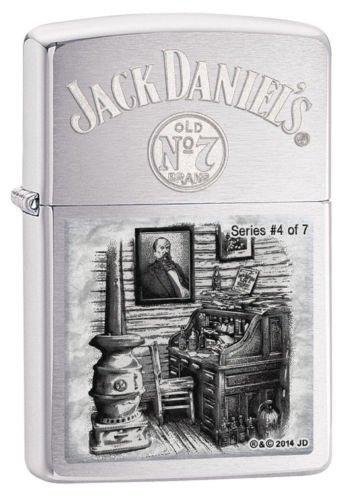 Zippo Jack Daniels Series 4 of 7 limited 4.777