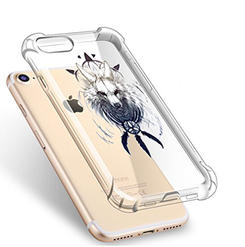 iPhone Premium 8 Apple Thin BackCase Crystal Cover 8 06 Gel Flessibile Slim Custodia 7 iPhone Clear Scratch Trasparente iPhone Ultra 7 per Anti TPU Silicone iPhone 7qEwFB
